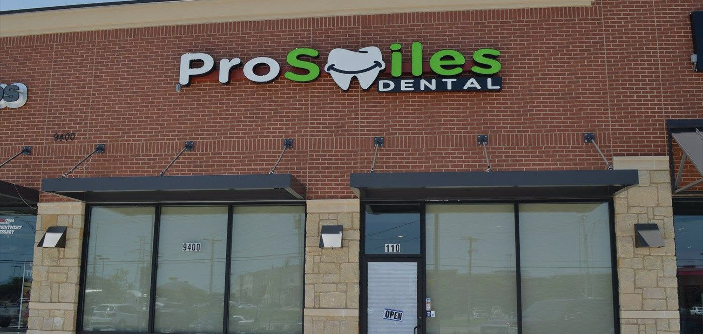 Outside view of ProSmiles Dental & Orthodontics