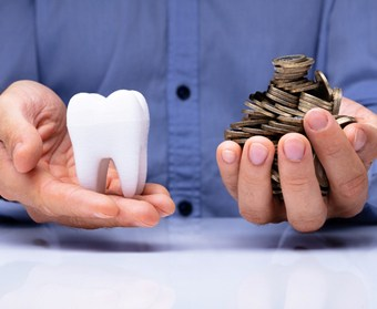 tooth coins dental care cost