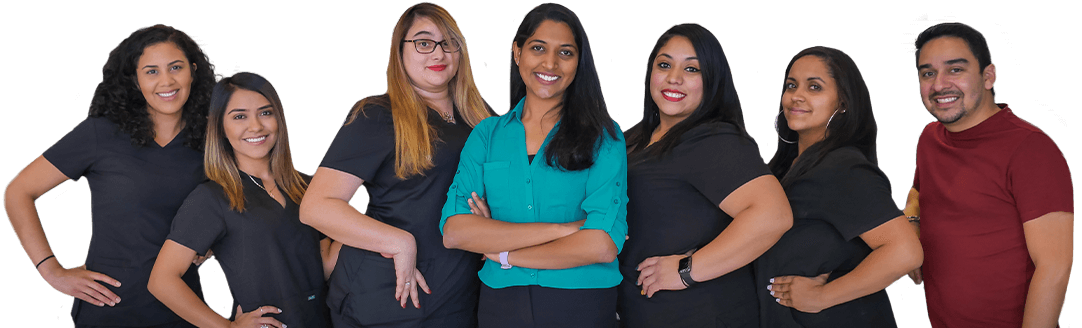 The ProsSmiles Dental & Orthodontics team